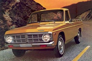 1972 Ford Courier