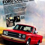 1981 Ford Courier Ad