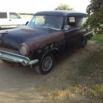 1954 Shafter CA