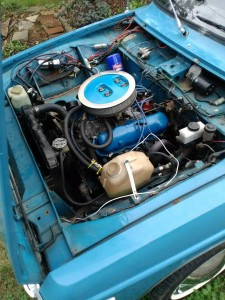 1976 salem-or engine